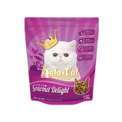 Aatas Cat Dry Food Gourmet Delight Chicken & Tuna 1.2kg