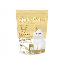Aatas Cat Tofu Cat Litter Kofu Klump Tofu 6L