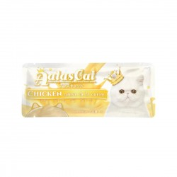 Aatas Cat Treat Chicken Crème De La Crème 16g