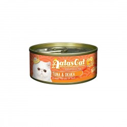 Aatas Cat Wet Food Aspic Tantalizing Tuna & Okaka 80g