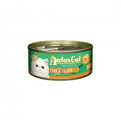 Aatas Cat Wet Food Aspic Tantalizing Tuna & Tilapia 80g