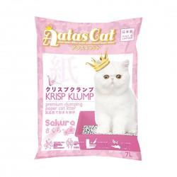 Aatas Cat Paper Cat Litter Krisp Klump Sakura 7L