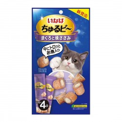 CIAO Cat Treat Churubee Grilled Chicken & Maguro 10g