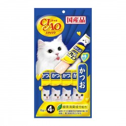 CIAO Cat Treat Stick Jelly Tuna Katsuo 15g
