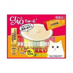 CIAO Cat Treat Churu Chicken Jumbo Mix 14g