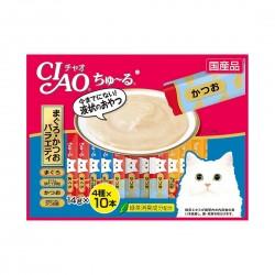 CIAO Cat Treat Churu Tuna Maguro Jumbo Mix 14g