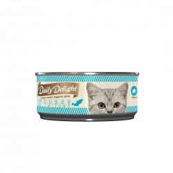 Daily Delight Cat Food Mousse with Tuna 80g