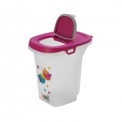 Moderna Food Container Air Tight Pink 6L