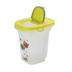 Moderna Food Container Air Tight Yellow 6L