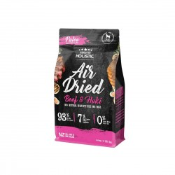 Absolute Holistic Dog Food Air-Dried Beef & Hoki 1kg