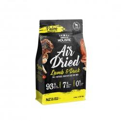 Absolute Holistic Dog Food Air-Dried Lamb & Duck 1kg