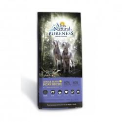 Alps Natural Dog Dry Food Pureness Pork 13kg