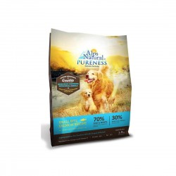Alps Natural Dog Dry Food Pureness Small Bite Salmon 1.8kg