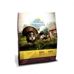 Alps Natural Dog Dry Food Pureness Turkey 2.2kg