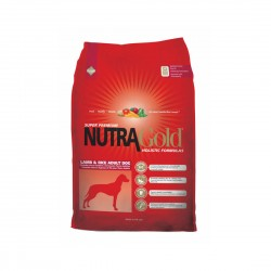 Nutra Gold Dog Dry Food Lamb & Rice for Allergic Dogs 2.5kg
