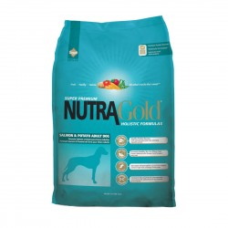 Nutra Gold Dog Dry Food Salmon & Potato 15kg