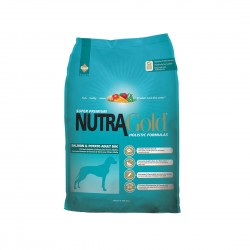 Nutra Gold Dog Dry Food Salmon & Potato 2.5kg