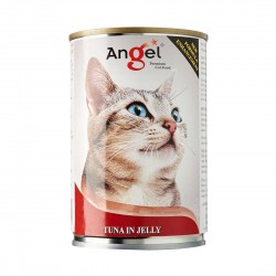 Angel Cat Canned Food Tuna in Jelly 400g