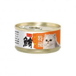Aristo Cats Cat Canned Food Japan Premium Tuna with Crab 80g
