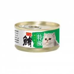 Aristo Cats Cat Canned Food Japan Premium Tuna with Salmon 80g