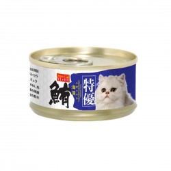 Aristo Cats Cat Canned Food Japan Premium Tuna with Seaweed 80g