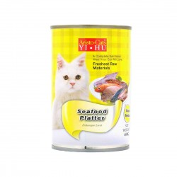 *Susan Lee* Aristo Cats Cat Canned Food Seafood Platter 400g (24 cans)