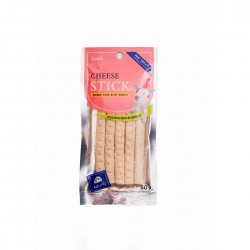 BOW WOW Dog Treat Cheese Stick 50g