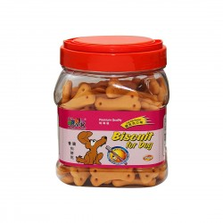 Bark Dog Treat Biscuits Codfish Flavour 350g