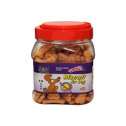Bark Dog Treat Biscuits Lamb Flavour 350g