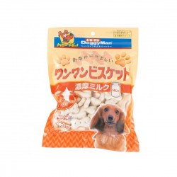 Doggyman Dog Treat Milk Biscuit 180g