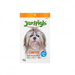 Jerhigh Dog Treat Carrot 70g