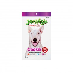 Jerhigh Dog Treat Cookie 70g