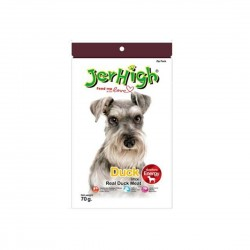 Jerhigh Dog Treat Duck 70g
