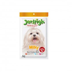 Jerhigh Dog Treat Milky 70g