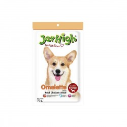 Jerhigh Dog Treat Omelette 70g