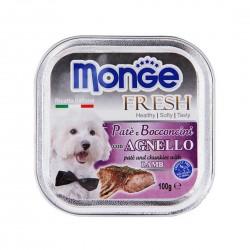 Monge Fresh Dog Wet Food Lamb 100g
