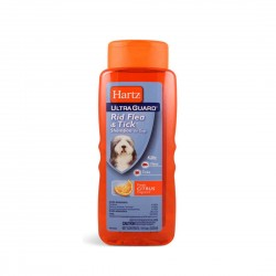 Hartz Dog Shampoo Fresh Citrus for Rid Flea & Tick 532ml