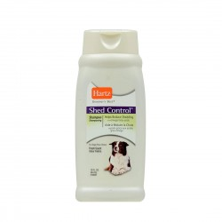 Hartz Dog Shampoo for Shed Control 444ml