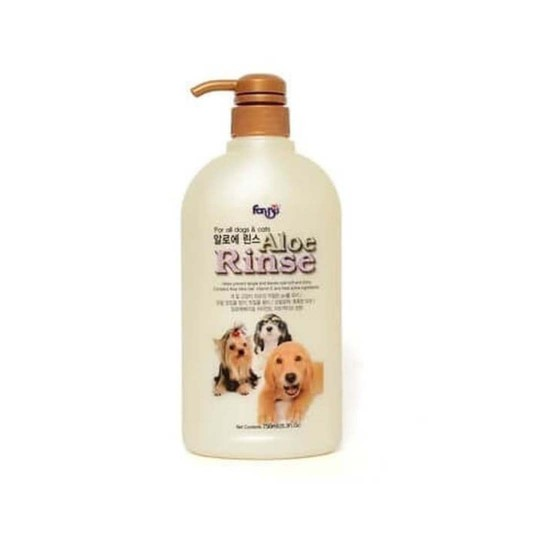 Forbis Pet Conditioner Aloe Rinse 750ml