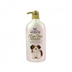 Forbis Pet Shampoo Mild Olive for Puppy & Kitten 750ml