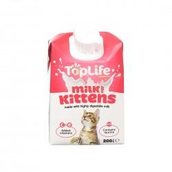 Top Life Cat Milk for Kitten 200ml