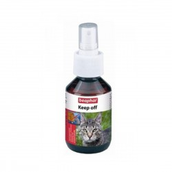 Beaphar Keep Off Pet Repellent 100ml
