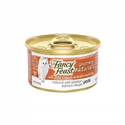 Fancy Feast Cat Canned Food Gourmet Naturals Chicken Pate 85g