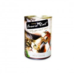Fussie Cat Canned Food Sardine 400g
