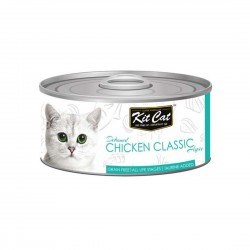 Kit Cat Canned Food Chicken 80g
