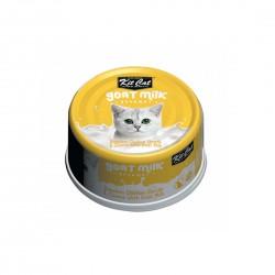 Kit Cat Canned Food Goat Milk Boneless Chicken & Cheese 70g 1 ctn