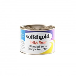 Solid Gold Cat Canned Food Indigo Moon Blended Tuna Recipe in Gravy 170g