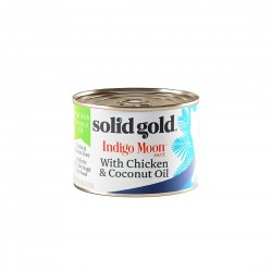 Solid Gold Cat Canned Food Indigo Moon Chicken & Coconut Oil 170g