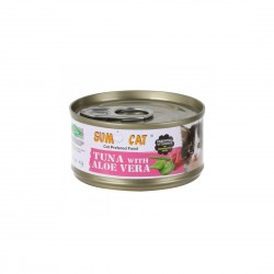 Sumo Cat Canned Food Tuna with Aloe Vera 80g