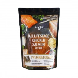 Angel Cat Food Chicken & Salmon 1.1kg